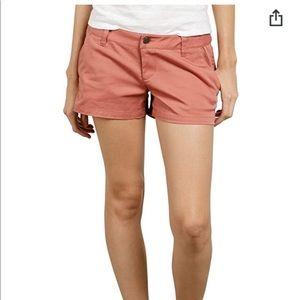 Volcom Shorts - 2.5 khaki chino shorts